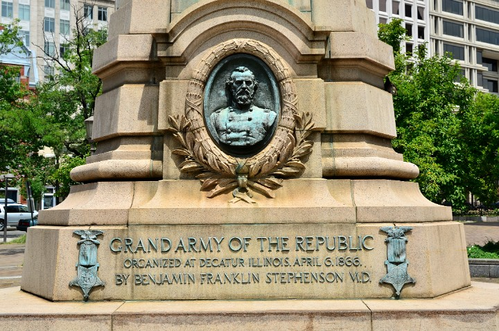 Grand Army of the Republic Memorial Grand Army of the Republic Memorial